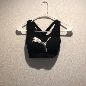 Puma Mid- impact exercise bra